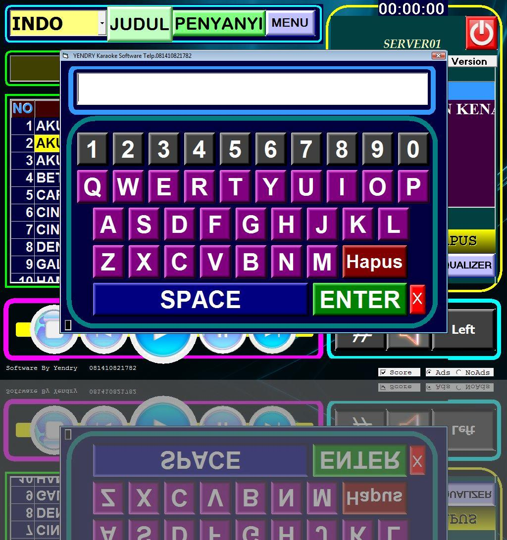 Download Software Karaoke Gratis Indonesia